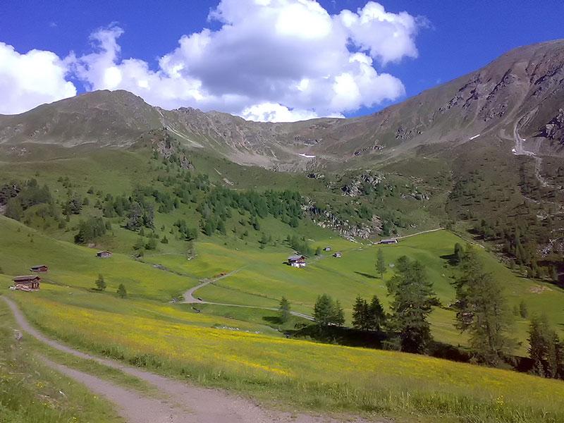 Vacanze in montagna in alto adige italia for Vacanze nord italia montagna